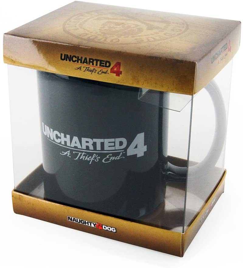 Uncharted 4 Pirate Coin puodukas