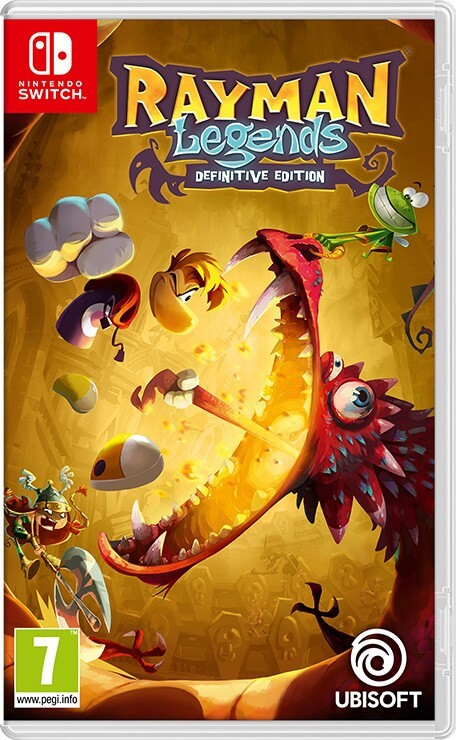 Rayman Legends: Definitive Edition XBOX