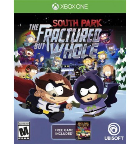 South Park: The Fractured But Whole XBOX