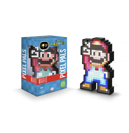 PIXEL PALS - NINTENDO - Super Mario World