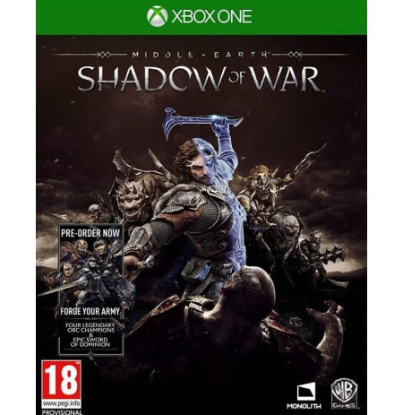 Middle-earth: Shadow of War XBOX