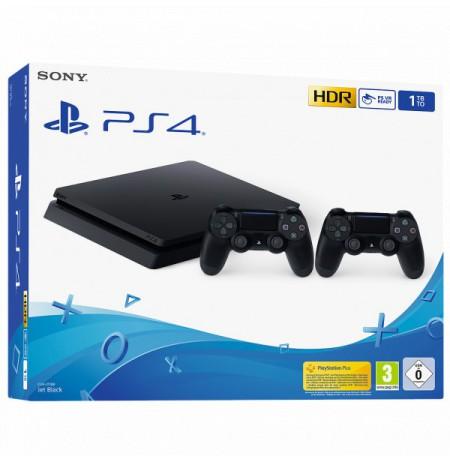 Žaidimų konsolė SONY PlayStation 4 (PS4) Slim 500GB - Fortnite Neo Versa Dualshock Bundle