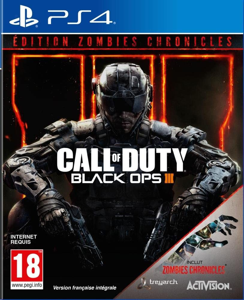 Call of Duty: Black Ops III: Zombies Chronicles