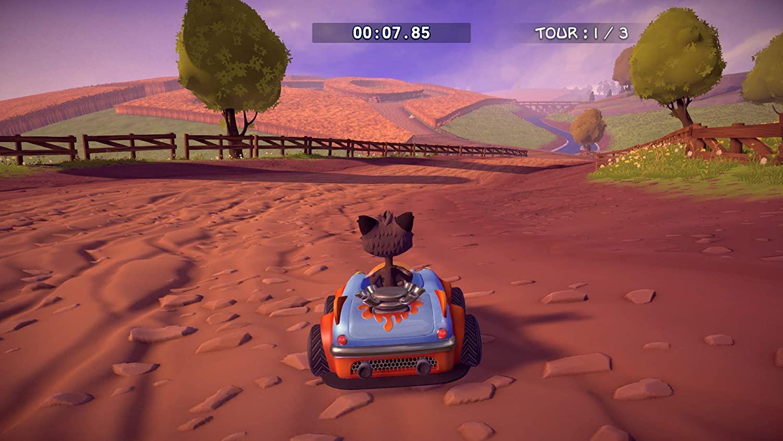 Buy Garfield Kart Furious Racing Ps4 Game