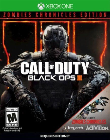 Call of Duty: Black Ops III: Zombies Chronicles XBOX