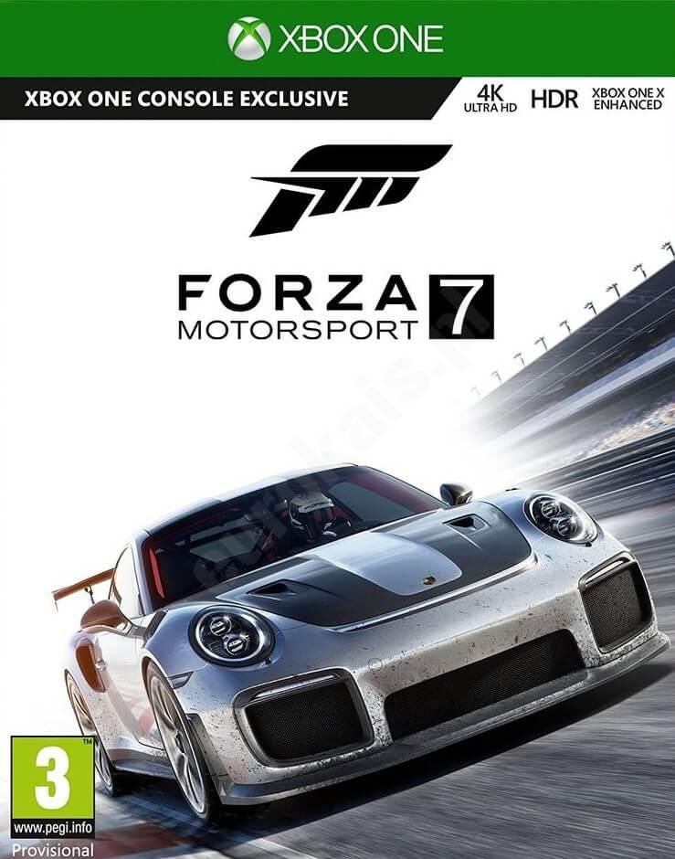 Forza Motorsport 7 XBOX