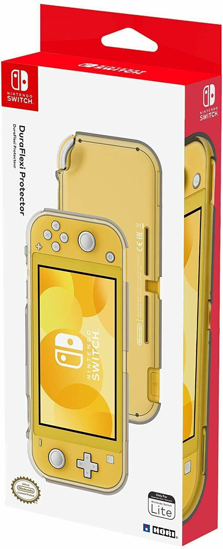 Hori Clear Case Hard Cover DuraFlexi for Nintendo Switch LITE