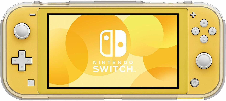 Hori Clear Hard Cover DuraFlexi dėklas skirtas Nintendo Switch LITE