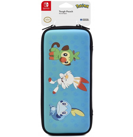 HORI Tough Pouch - Pokémon Sword & Shield edition dėklas skirtas Nintendo Switch