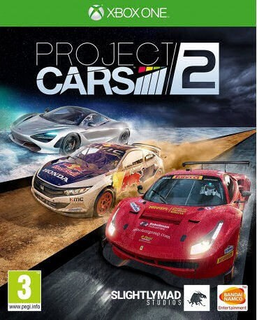 Project Cars 2 XBOX