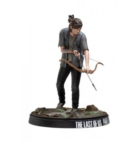 The Last of Us Part II Ellie with Bow statula | 20cm