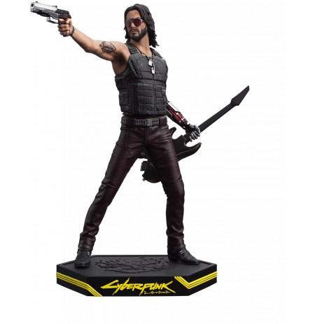 Cyberpunk 2077 - Johnny Silverhand Figure| 20cm