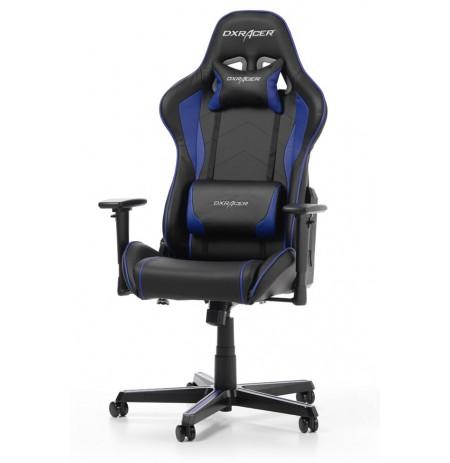 DXRACER FORMULA SERIES F08-NI mėlyna ergonominė kėdė