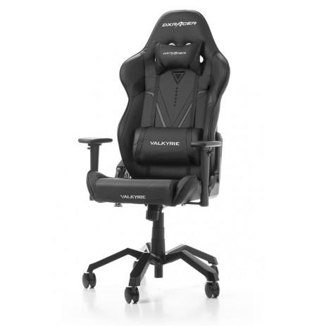 DXRACER VALKYRIE SERIES V03-N juoda ergonominė kėdė