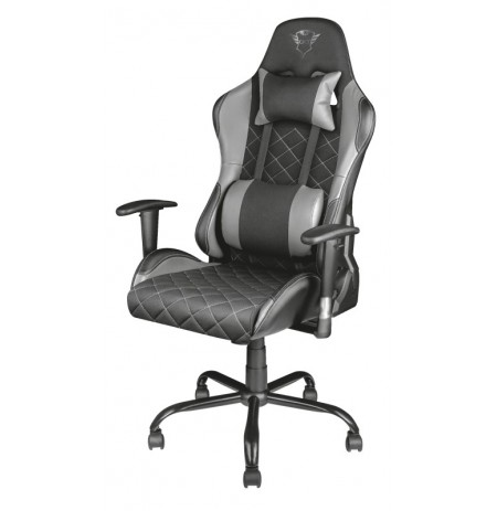 TRUST GXT707G RESTO GREY GAMING CHAIR