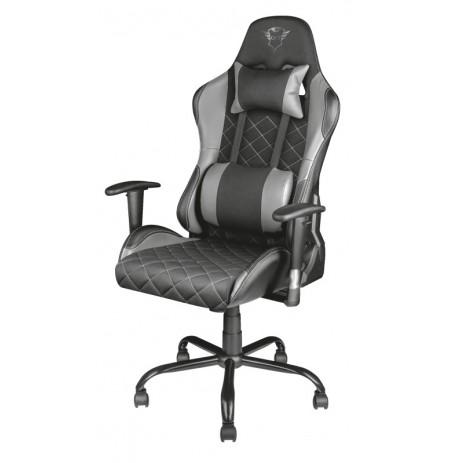 TRUST GXT707G RESTO pilka ergonominė kėdė
