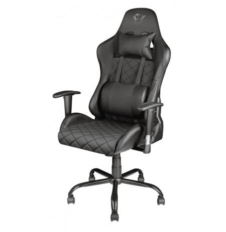 TRUST GXT707G RESTO juoda ergonominė kėdė