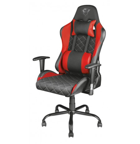 TRUST GXT707G RESTO RED GAMING CHAIR