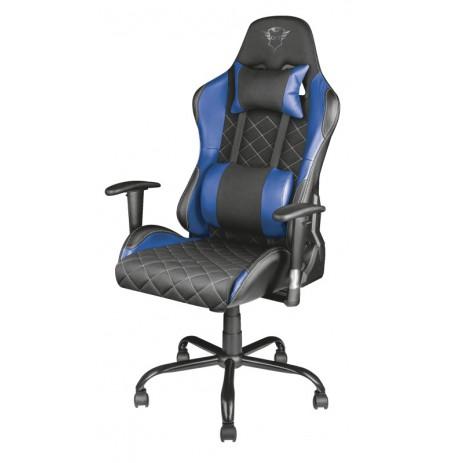 TRUST GXT707G RESTO mėlyna ergonominė kėdė