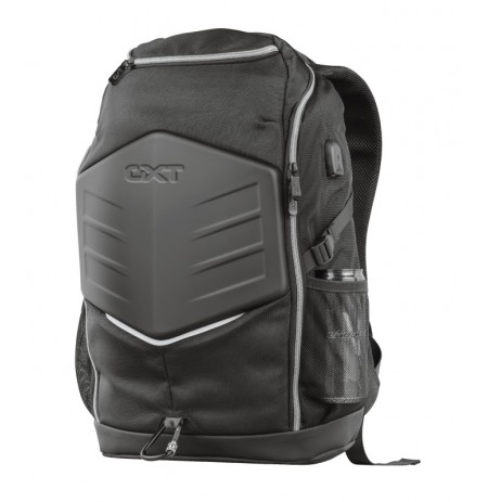 TRUST GXT1255 OUTLAW BLACK BACKPACK