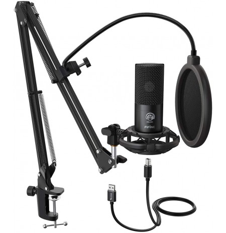 FIFINE T669 USB MICROPHONE WITH STAND