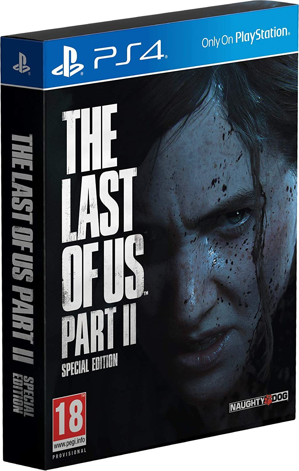 The Last of Us Part II PS4
