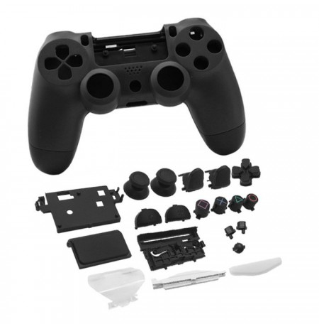 Dualshock 4 case repair set (black)