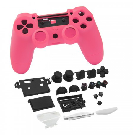 Dualshock 4 case repair set (pink)