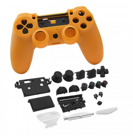 Dualshock 4 case repair set (grey)