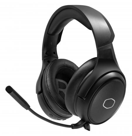 COOLER MASTER MH670 black wireless 7.1 headphones  | 3.5mm/USB/USB-C