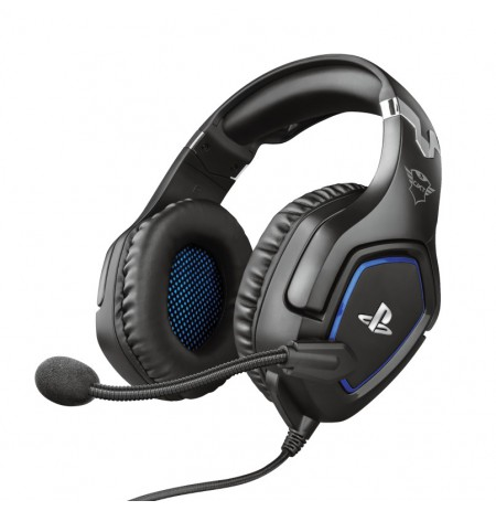 TRUST GXT 488 FORZE PS4 black wired headset | 3.5mm