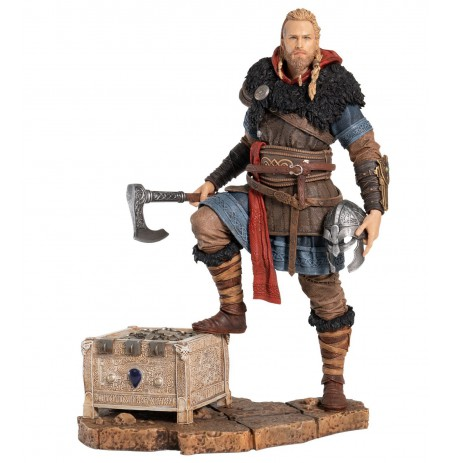 ASSASSIN'S CREED VALHALLA: EIVOR - THE WOLF-KISSED Figurine | 25cm