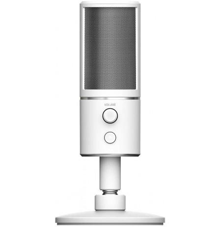 RAZER Seiren X baltas kondensatorinis mikrofonas