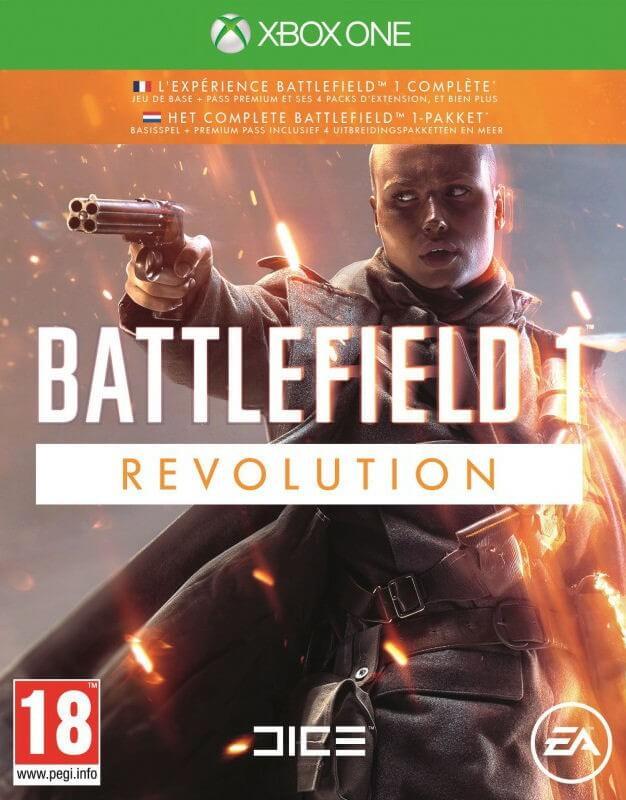 Battlefield 1 Revolution Edition XBOX