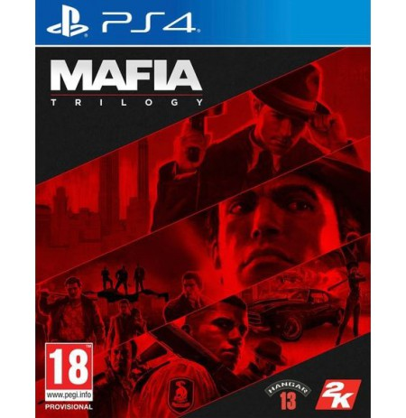 Mafia Definitive Edition PS4