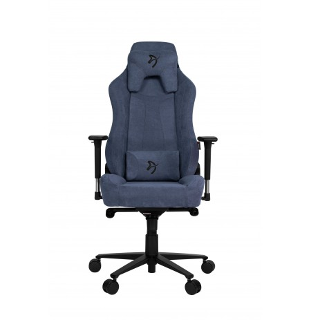 Arozzi VERNAZZA SOFT FABRIC Blue gaming chair