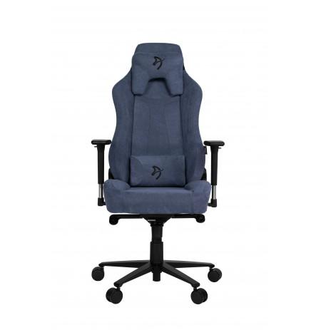 Arozzi VERNAZZA SOFT FABRIC Mėlyna ergonominė kėdė