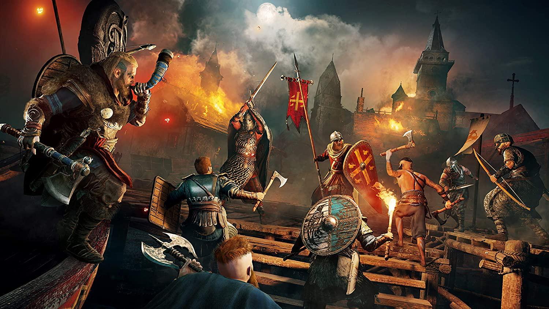 Assassin's Creed Valhalla Ultimate Edition + Pre-Order Bonus