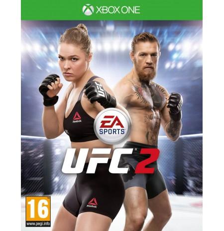 EA Sports UFC 2 XBOX