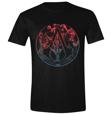 ASSASSIN'S CREED LEGACY - HIDDEN BLADE juodi marškinėliai - L dydis