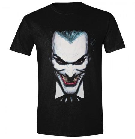 BATMAN - ALEX ROSS JOKER juodi marškinėliai - S dydis
