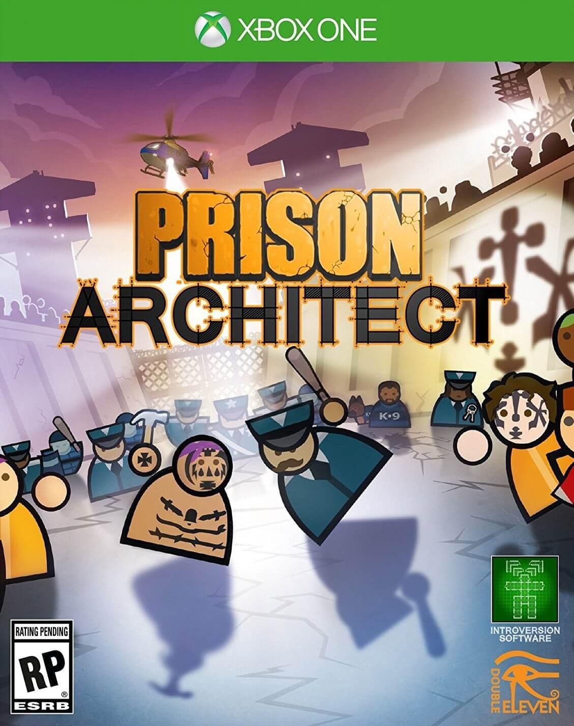 Prison Architect XBOX