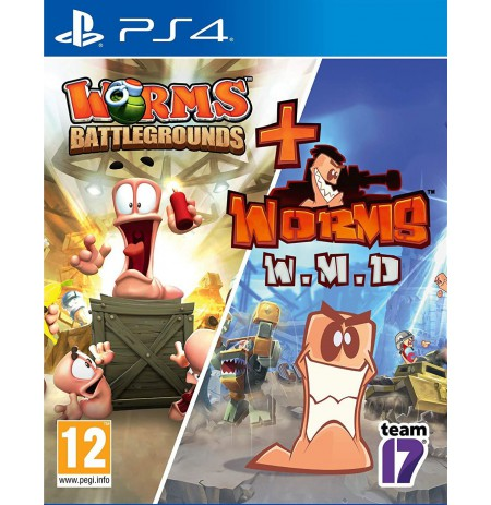 Worms Battleground + Worms WMD