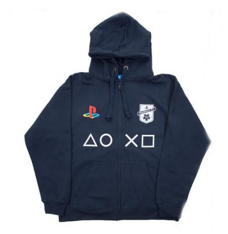 Playstation - FC džemperis su užtrauktuku | S Dydis