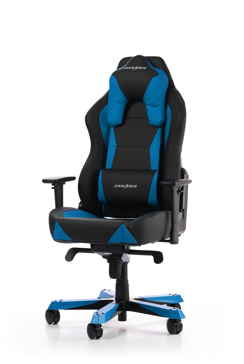 DXRACER WORK SERIES W0-NB mėlyna ergonominė kėdė