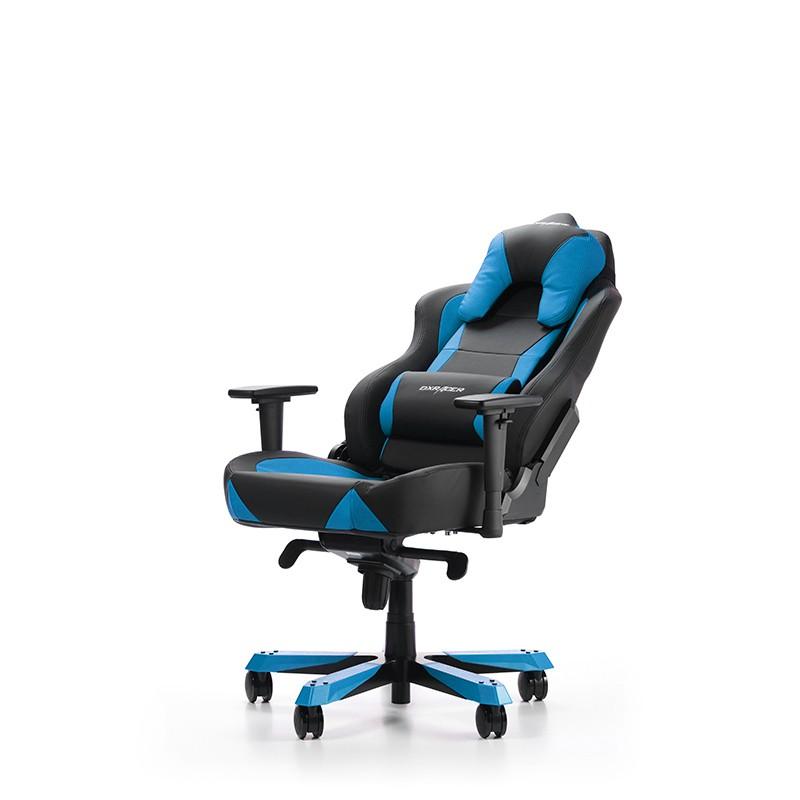 DXRACER WORK SERIES W0-NB BLUE GAMING CHAIR
