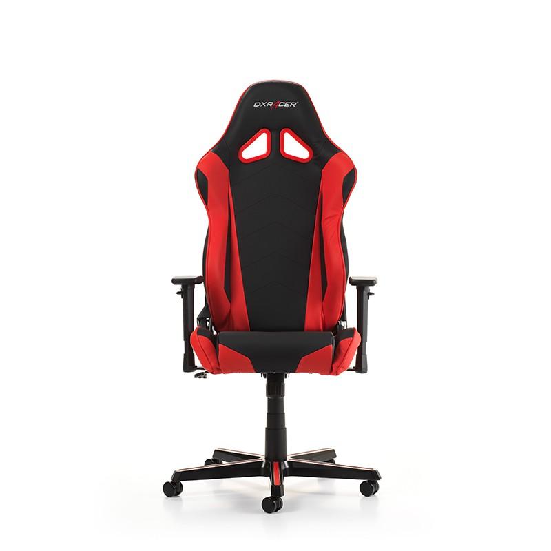 DXRACER RACING SERIES R0-NR raudona ergonominė kėdė