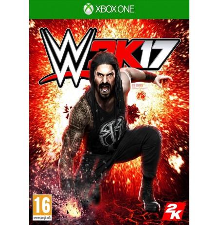 WWE 2K17 XBOX