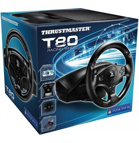 Thrustmaster T80 vairas (PS3/PS4)