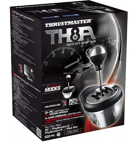 Thrustmaster TH8A Add-On Shifter (XB1 / PS4 / PS3 / PC)
